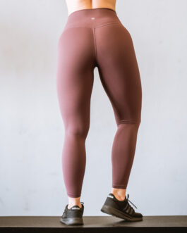 VA Tights (Bordeaux Rot)